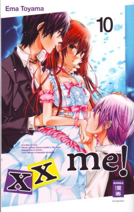 XX me! 10 - Das Cover