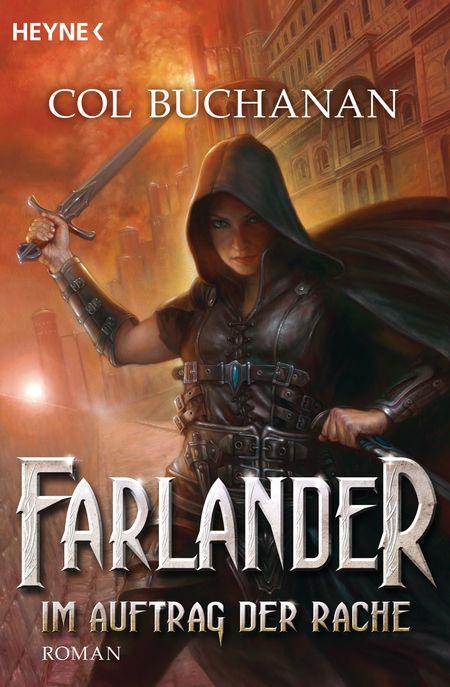 Farlander - Im Auftrag der Rache - Das Cover