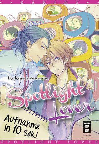Spotlight Lover - Das Cover