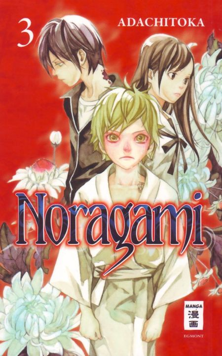 Noragami 3 - Das Cover