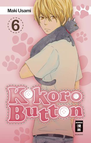Kokoro Button 6 - Das Cover