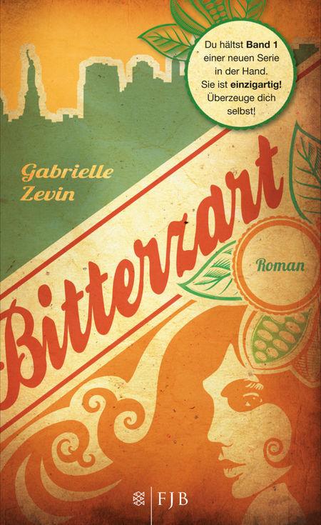 Bitterzart - Das Cover