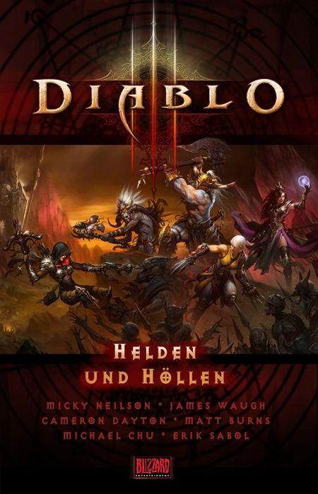 Diablo III: Helden und Höllen - Das Cover