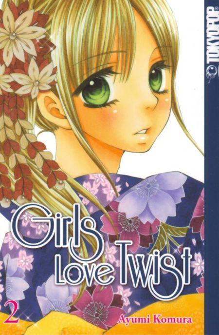 Girls Love Twist 2 - Das Cover