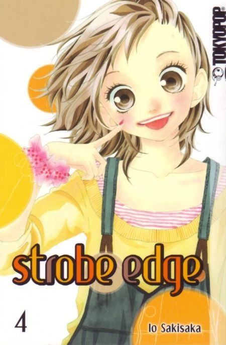 Strobe Edge 4 - Das Cover