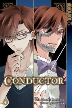 Conductor 4 - Das Cover