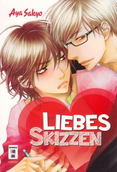 Liebesskizzen - Das Cover
