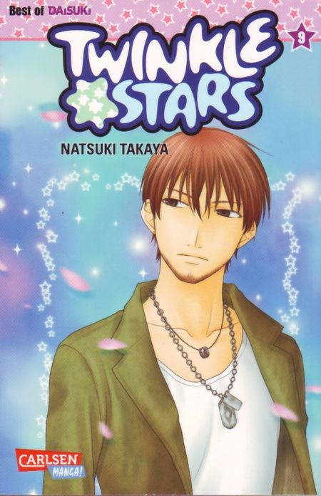 Twinkle Stars 9 - Das Cover