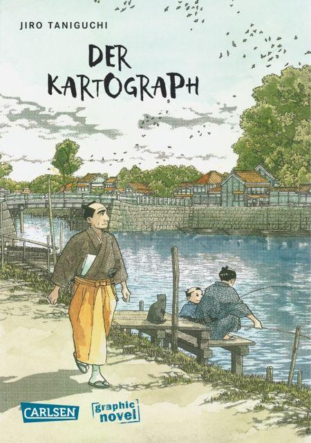 Der Kartograph - Das Cover