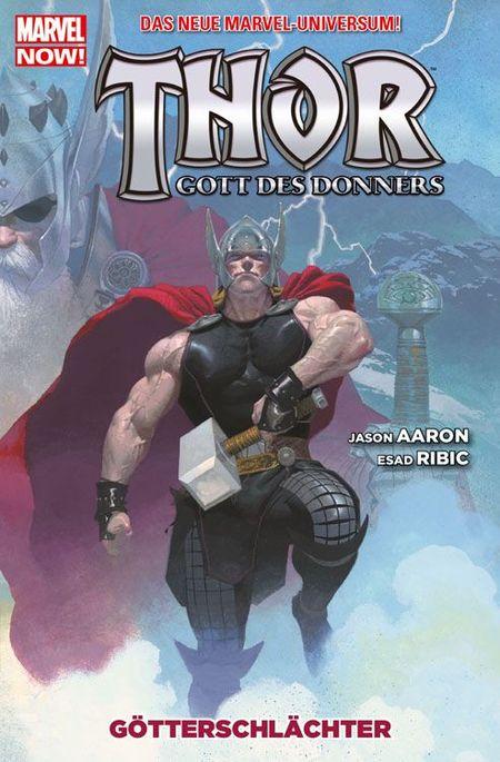 Thor - Gott Des Donners 1 - Das Cover