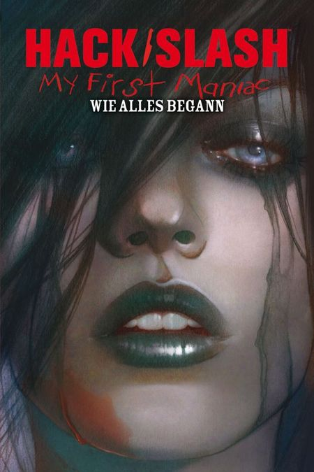 Hack / Slash 9: My first Maniac - Wie alles begann - Das Cover