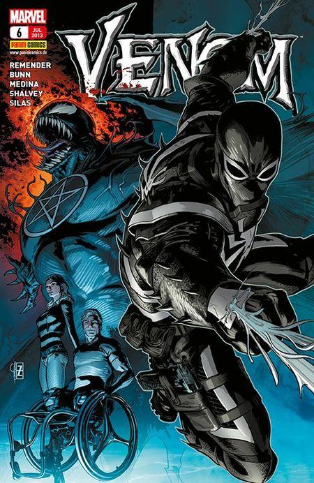 Venom 6 - Das Cover