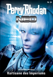 Perry Rhodan Neo 54: Kurtisane des Imperiums - Das Cover
