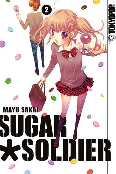 Sugar X Soldier 2 - Das Cover