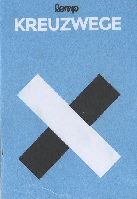 Kreuzwege - Das Cover