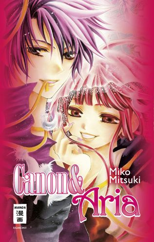 Canon & Aria - Das Cover