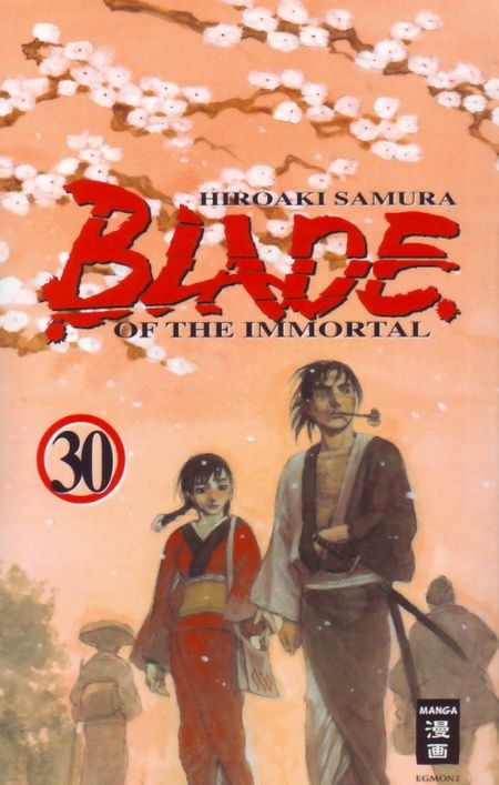 Blade of the Immortal 30 - Das Cover