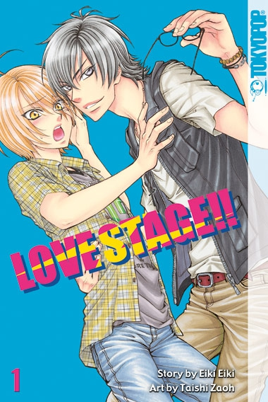 Love Stage!! 1 - Das Cover
