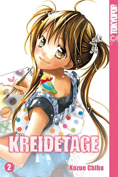 Kreidetage 2 - Das Cover