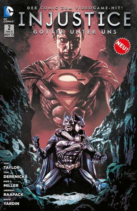 Injustice: Götter unter uns 2 - Das Cover