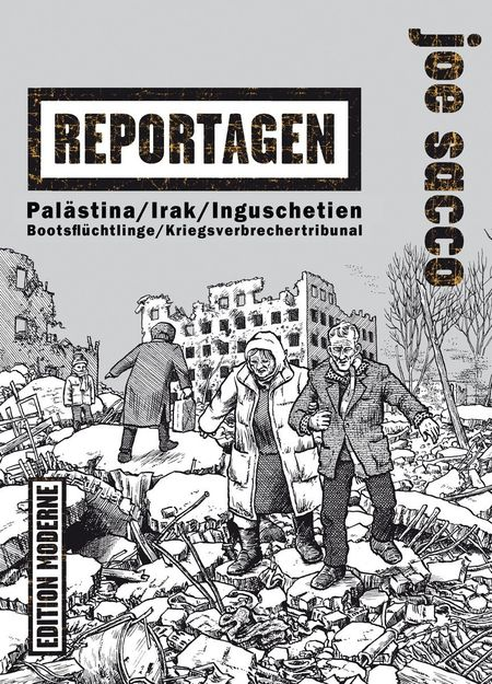 Reportagen - Das Cover