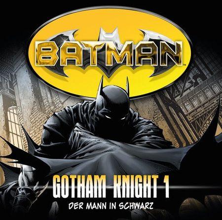 Batman: Gotham Knight 1 - Das Cover