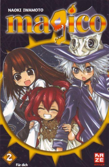 Magico 2 - Das Cover