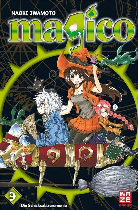 Magico 3 - Das Cover