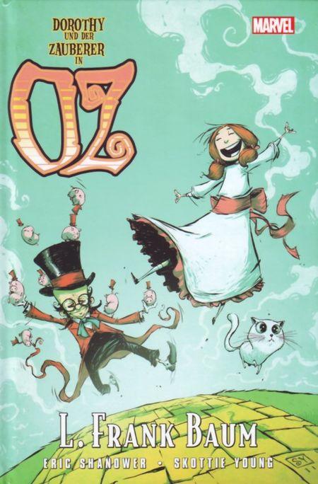 Dorothy und der Zauberer in Oz - Das Cover