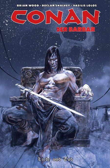 Conan der Barbar 2 - Das Cover