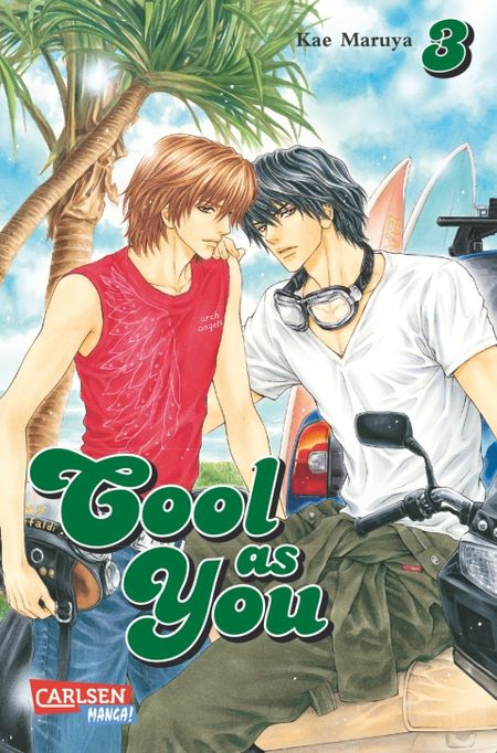 Cool as You 3 - Das Cover