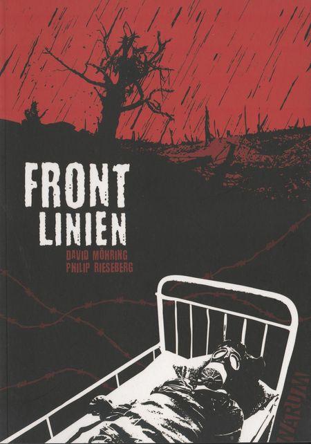 Frontlinien - Das Cover