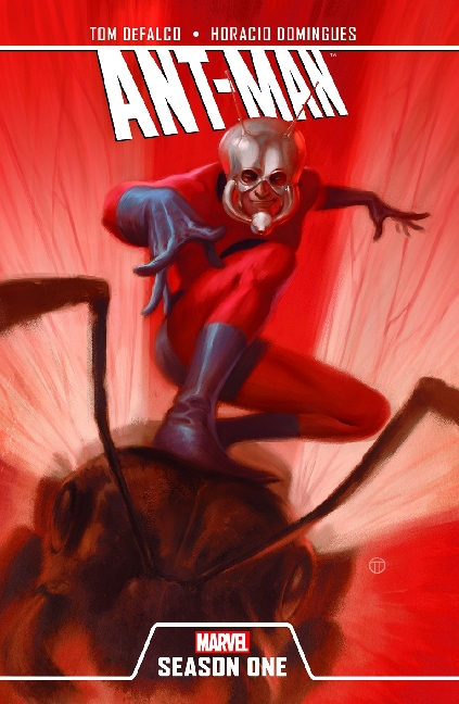 Marvel: Ant-Man Season One - Das Cover