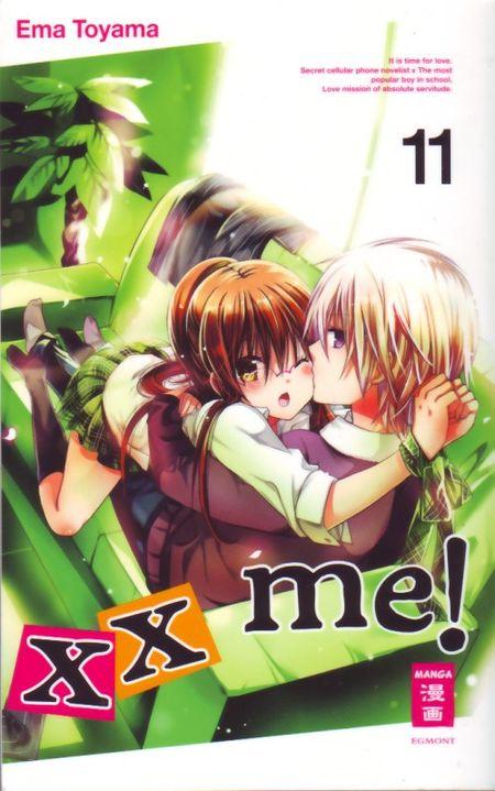 XX Me! 11 - Das Cover