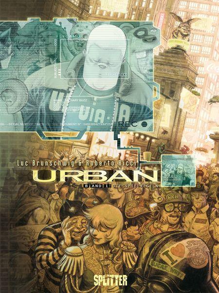 Urban 1: Die Spielregeln - Das Cover