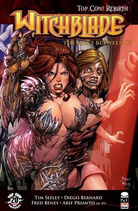 Witchblade Rebirth 2 - Das Cover
