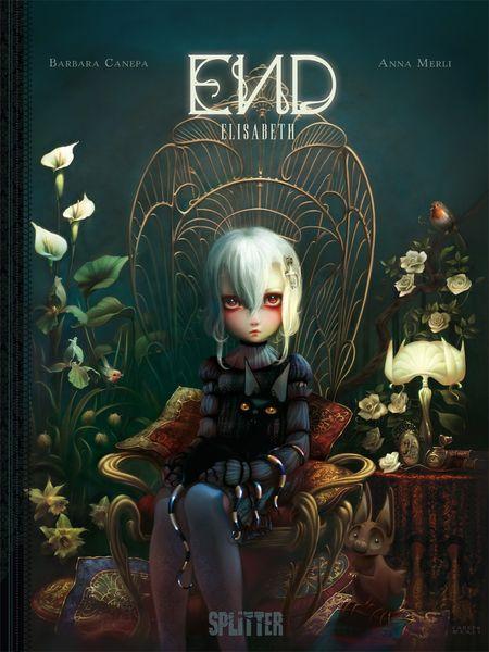End 1: Elisabeth - Das Cover