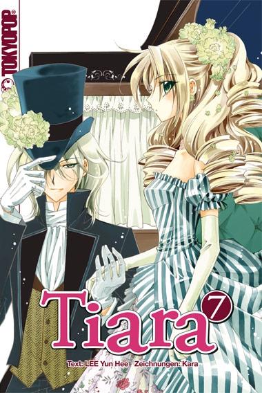 Tiara 7 - Das Cover