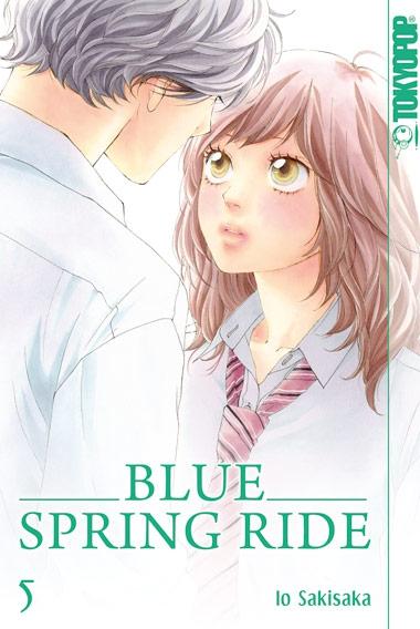Blue Spring Ride 5 - Das Cover