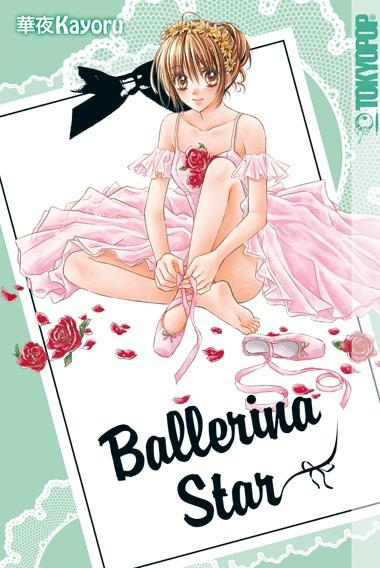 Ballerina Star - Das Cover
