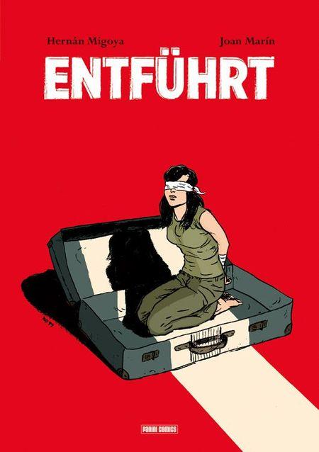 Entführt - Das Cover
