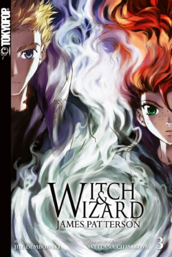 Witch & Wizard 3 - Das Cover