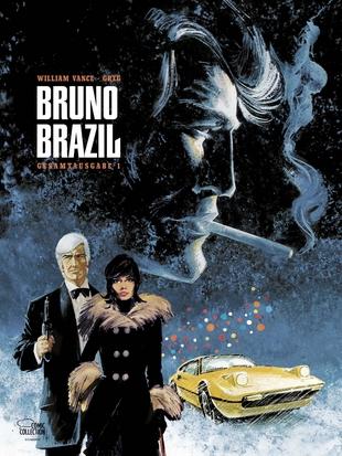 Bruno Brazil Gesamtausgabe 1 - Das Cover