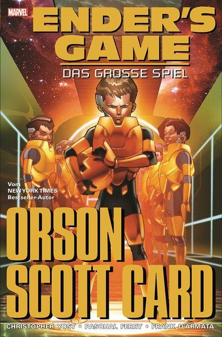 Ender's Game 2 - Das Große Spiel - Das Cover