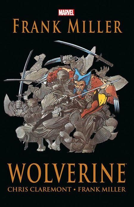 Wolverine von Frank Miller SC - Das Cover