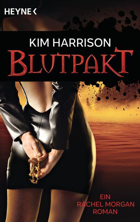 Blutpakt: Die Rachel-Morgan-Serie 4 - Das Cover