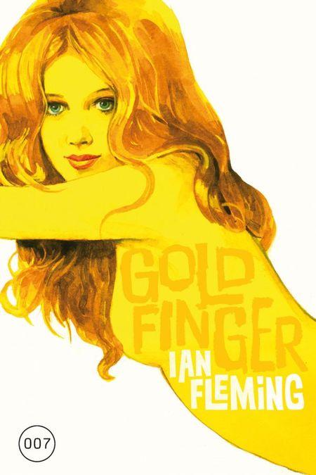 James Bond 07: Goldfinger - Das Cover