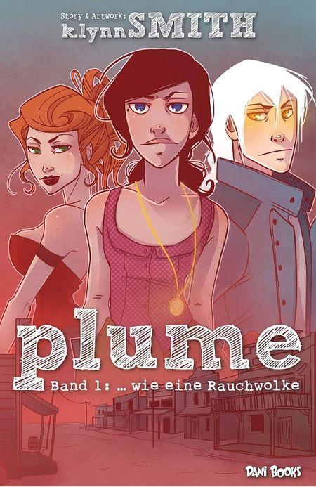 Plume 1 - Das Cover