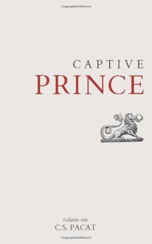 Captive Prince Volume 1 - Das Cover