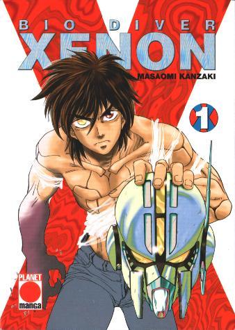 Bio Diver Xenon 1 - Das Cover